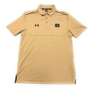 University Of Notre Dame Under Armour Polo Small